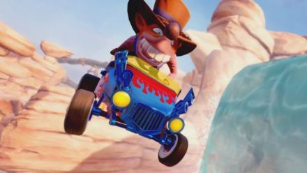 Crash Team Racing Nitro-Fueled - Customization Trailer