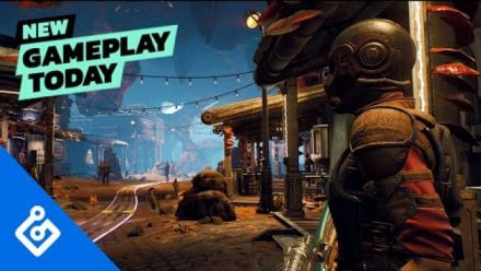 The Outer Worlds : 40 minutes de gameplay (Game Informer)