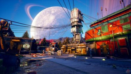 The Outer Worlds - 15 minutes de gaemplay (Game Informer)