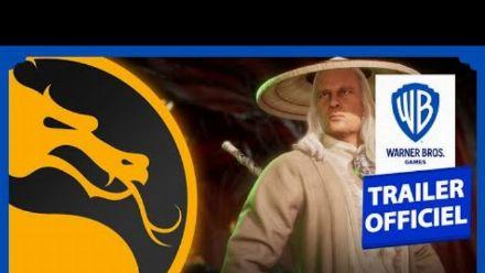 Mortal Kombat 11 : Bande-annonce du Pack de skins MK le Film Klassique