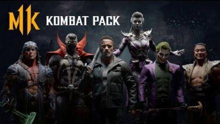 Mortal Kombat 11 : Official roster reveal trailer