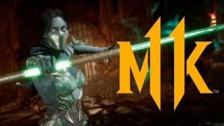 Vidéo : Mortal Kombat 11 : Bande-annonce reveal de Jade