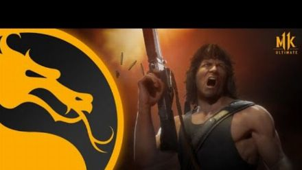 Mortal Kombat 11 : Trailer de gameplay de Rambo