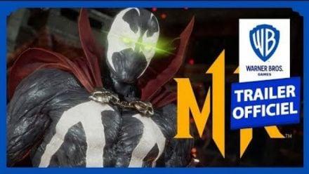 Mortal Kombat 11 - Spawn - Trailer officiel