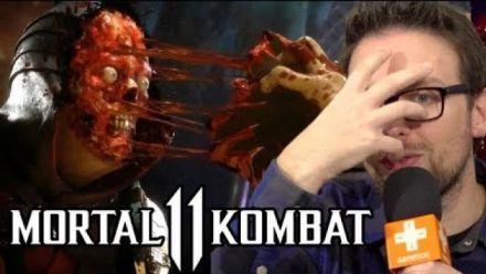 Vidéo : Mortal Kombat 11 : On a fatalisé dans tous les sens sur Xbox One X, nos impressions