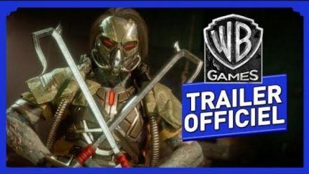 Vidéo : Une Kabal dans Mortal Kombat 11