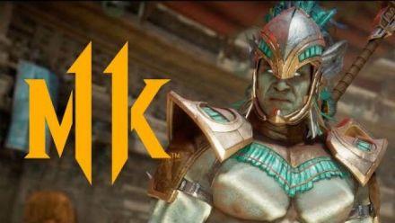 Mortal Kombat 11 : Trailer Kotal Kahn