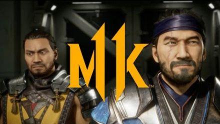 Mortal Kombat 11 : trailer de lancement
