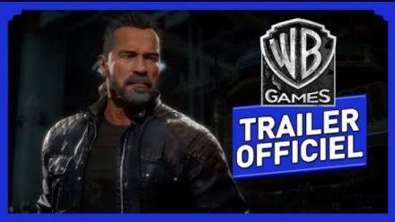 vidéo : Mortal Kombat 11 : Bande-annonce Terminator en français