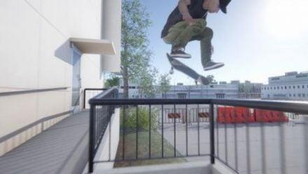 vid�o : Skater XL : Teaser de gameplay #3