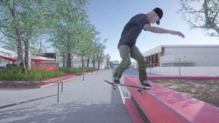 vid�o : Skater XL : Teaser de gameplay #1
