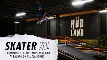 Skater XL : Les niveaux de la communauté