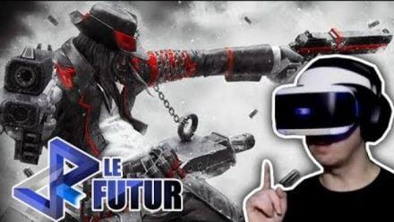 Vid�o : VR le Futur #030 : On défouraille dans GunGrave VR !