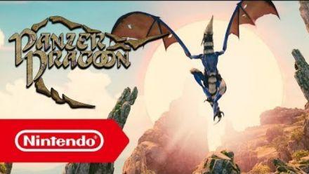 Vid�o : Panzer Dragoon Remake : Bande-annonce E3 2019