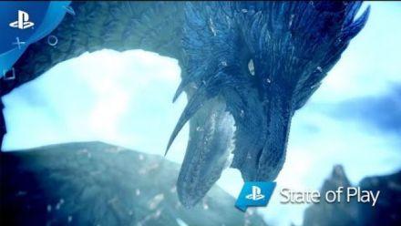 Monster Hunter World - Iceborne : Trailer de gameplay