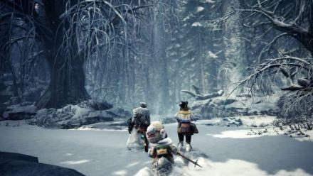 Monster Hunter World Iceborne : Trailer du DLC