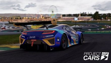vid�o : Project CARS 3 Gameplay 02