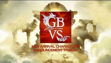 vidéo : Granblue Fantasy Versus : Trailer de Zooey (DLC #1)