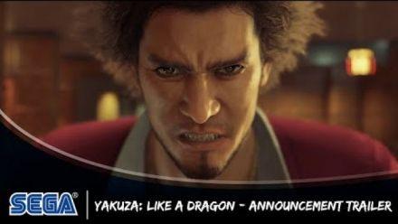 Yakuza 7 : Trailer du TGS 2019