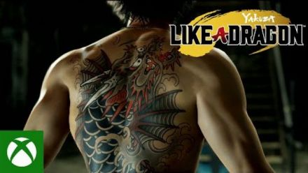 Yakuza 7 : Trailer d'annonce sur Xbox Series X