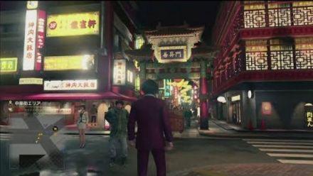 Yakuza 7 : Vidéo de gameplay du TGS #2