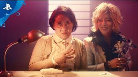 """vidéo : Yakuza 7 : Publicité japonaise """"Host"""""""