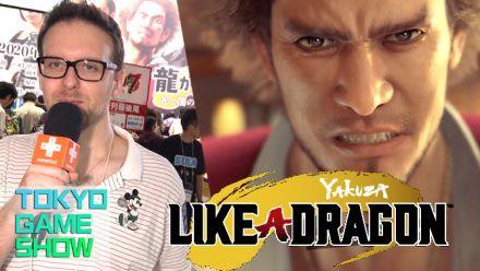 Vidéo : TGS 2019 : Nos impressions de Yakuza 7
