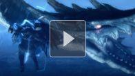 Vid�o : monster Hunter Tri Trailer de Lancement