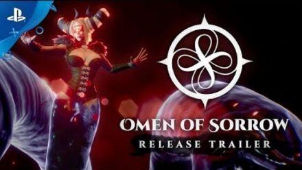 Vidéo : Omen of Sorrow - Launch Trailer | PS4