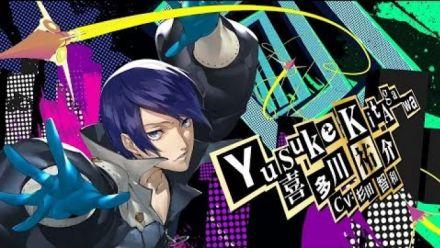 Persona 5 Royal : présentation de Yusuke Kitagawa