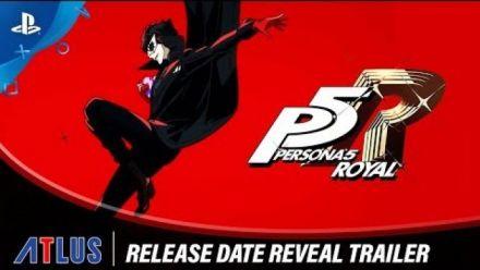 Persona 5 Royal : Trailer de lancement occidental