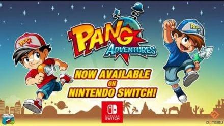 Vidéo : Pang Adventures : Trailer de lancement Nintendo Switch