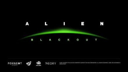 Vid�o : Alien Blackout : trailer d'annonce