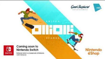 Vidéo : OlliOlli : Switch Stance - Trailer d'annonce