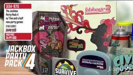 Vidéo : The Jackbox Party Pack 4