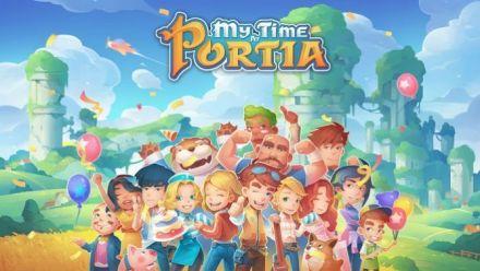 Vidéo : My Time At Portia annonce sa sortie avec ce trailer