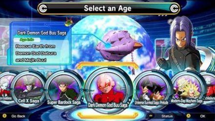 Super Dragon Ball Heroes World Mission : Bande-annonce modes de jeu