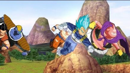 Super Dragon Ball Heroes World Mission : Bande-annonce sur le gameplay