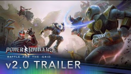 Vid�o : Power Rangers Battle for the Grid : Bande-annonce version 2.0