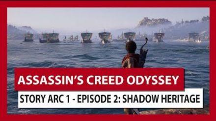 Vidéo : Assassin's Creed Odyssey : L'Héritage de la Première Lame Épisode 2 : Trailer de lancement