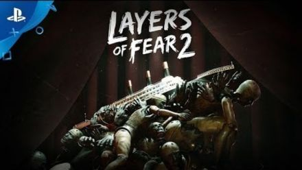 Layers of Fear 2 : Launch trailer