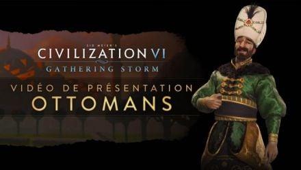 Vidéo : Civilization VI : Gathering Storm : Soliman