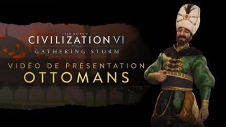 Civilization VI : Gathering Storm : Soliman