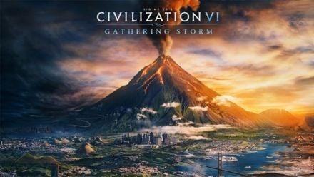 Civiilisation VI : Gathering Storm présente son système climatologique et géologique