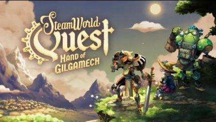 Vidéo : SteamWorld Quest - Trailer d'annonce Switch