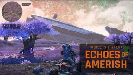 Vidéo : PlanetSide Arena - Inside the Arena: Echoes of Amerish