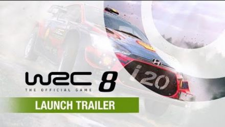 WRC 8 | Launch Trailer