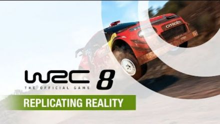 vidéo : WRC 8 | Replicating Reality - Physics Dev Diary [FR]