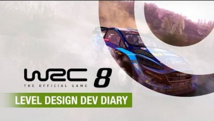 Vid�o : WRC 8   Replicating Reality - Level Design Dev Diary [FR]