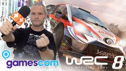 Gamescom 2019 : Nos impressions de WRC 8